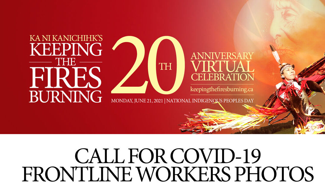 COVID-19 Frontline Workers Photos – Keeping the Fires Burning