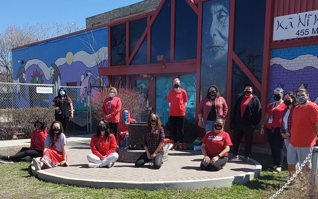 National Day of Awareness for MMIWG2S+ – May 5th